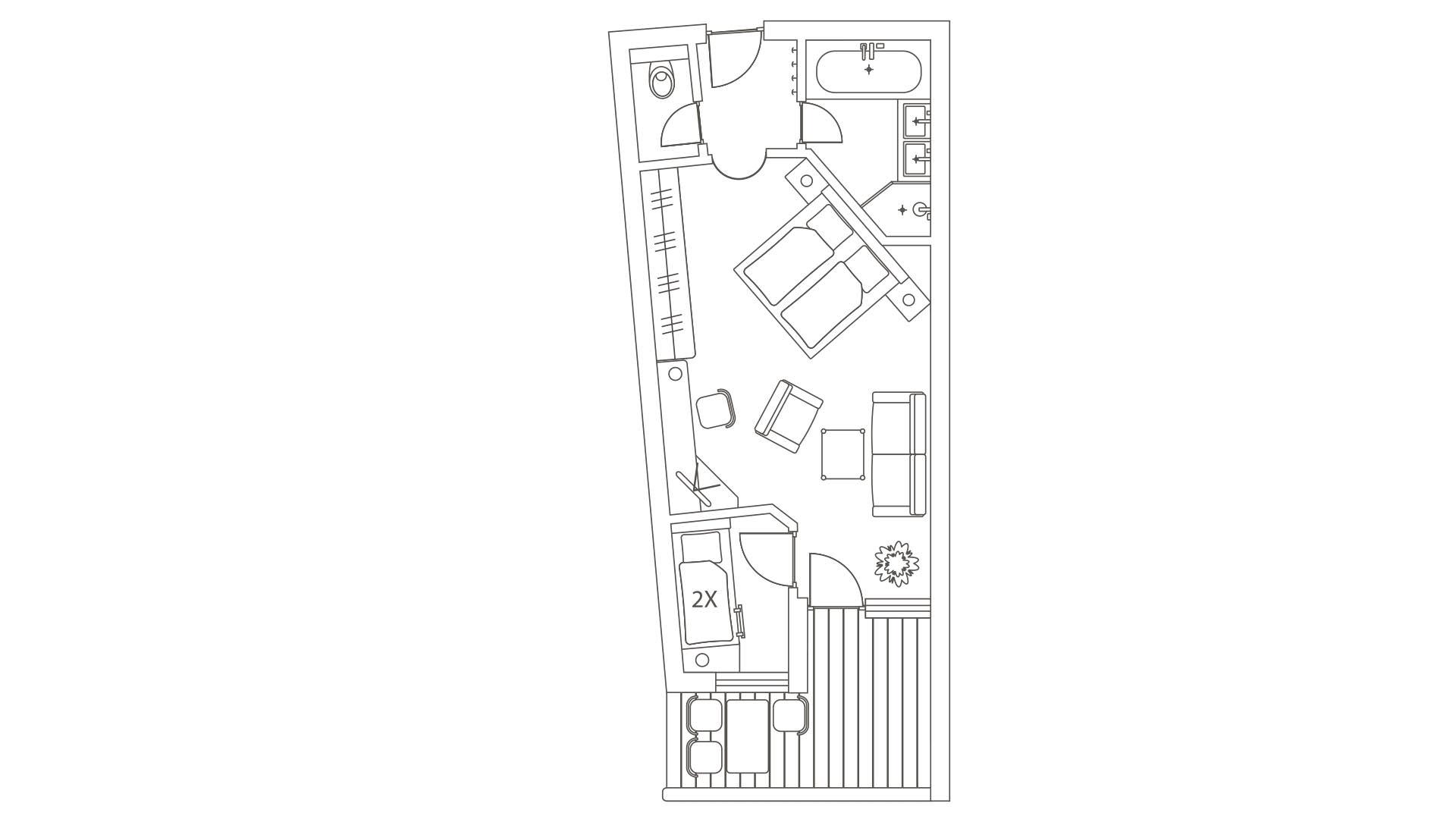 6_Doppelzimmer-STERN-35qm_0069_Zimmerplan_Sternensuite_2017_DRUCK_SW.jpg